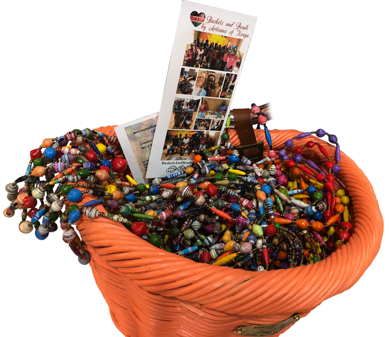 Baskets & Beads by Artisans of Kenya